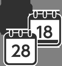 8日、18日、28日はポイントGET